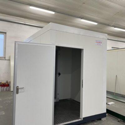 Tiefkühlzelle 2x2 mit Vorraum 2x2 (1)
