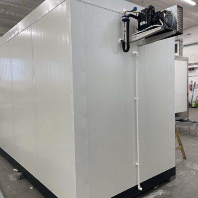 Tiefkühlzelle 2x2 mit Vorraum 2x2 (2)
