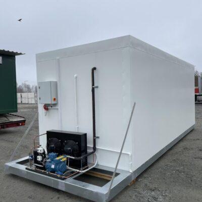 Tiefkühlzelle 6x2,5m (2)